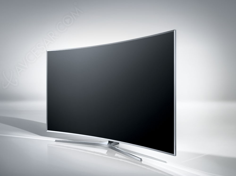 ces 15 tv led ultra hd samsung ju9500 trois grandes tailles courbes annonc es. Black Bedroom Furniture Sets. Home Design Ideas