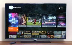 CES 15 > Smart TV Android 5.0 Philips : intégration généralisée