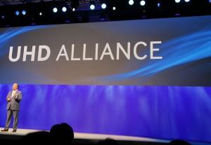 CES 15 > Consortium UHD Alliance : pour une meilleure Ultra HD