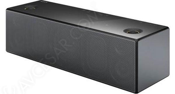 ces 15 enceinte r seau sony srs x99 2 1 label hi res audio et fonction multiroom. Black Bedroom Furniture Sets. Home Design Ideas