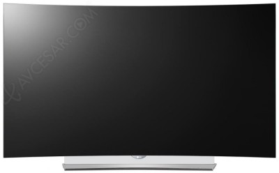TV Oled Ultra HD LG EG960V courbes : mise à jour spécifications