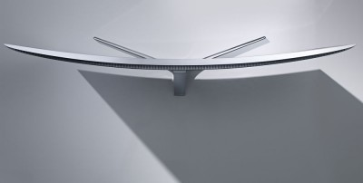 TV LED Ultra HD Samsung JS9000 courbes : mise à jour spécifications SUHD