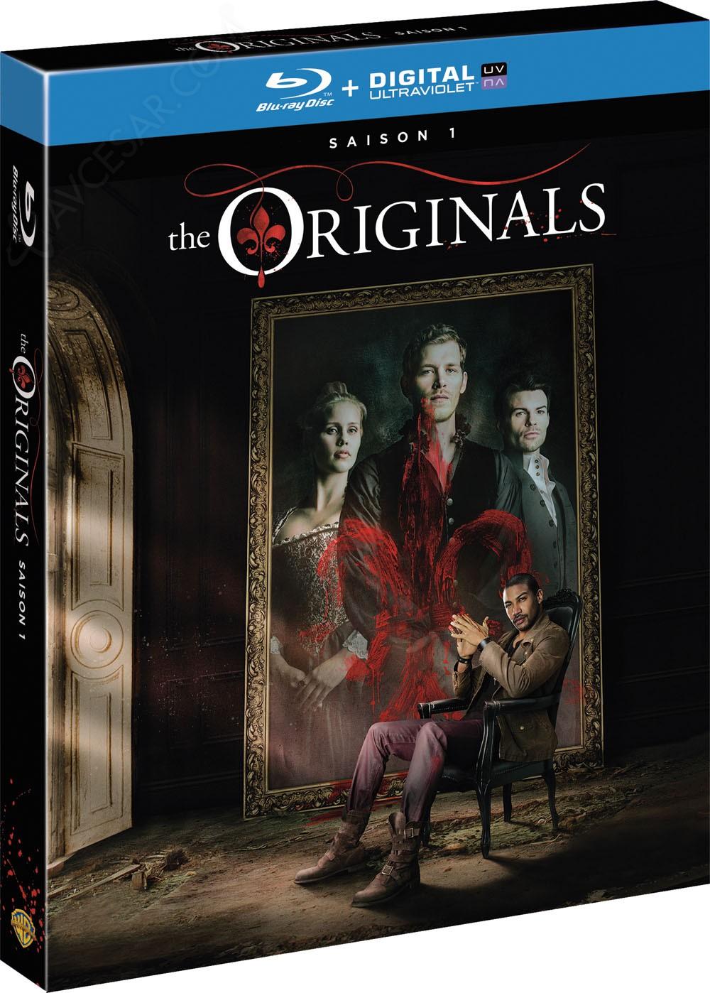 the originals saison 1 le bal des vampires suite et faim. Black Bedroom Furniture Sets. Home Design Ideas