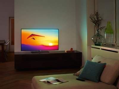 TV LED Ultra HD Philips PUH6400 : trois Smart TV Android 5.0