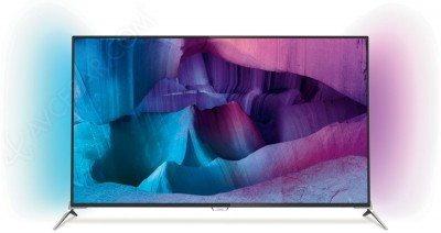 TV LED Ultra HD Philips PUS7100 : trois Smart TV Android 5.0, bis