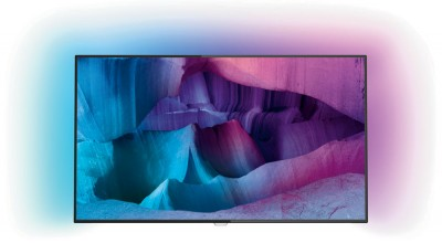 TV LED Ultra HD Philips PUS7120 : un seul modèle Smart TV Android 5.0