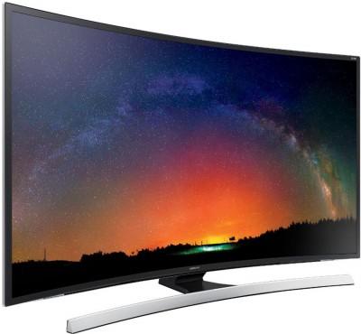 TV LED Ultra HD Samsung JS8500 : une seule taille en approche