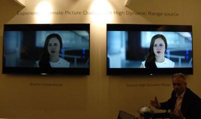 TV LED Ultra HD Philips HDR : adoption de la norme open source