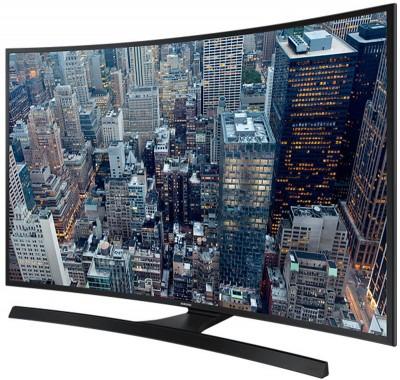 TV LED Ultra HD Samsung JU6640 courbe : trois diagonales annoncées, bis