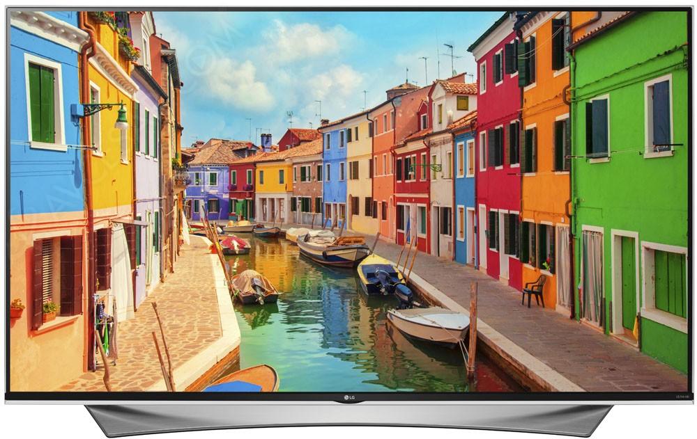 TV LED Ultra HD LG UF950V Color Prime : WCG mais pas de Quantum Dots
