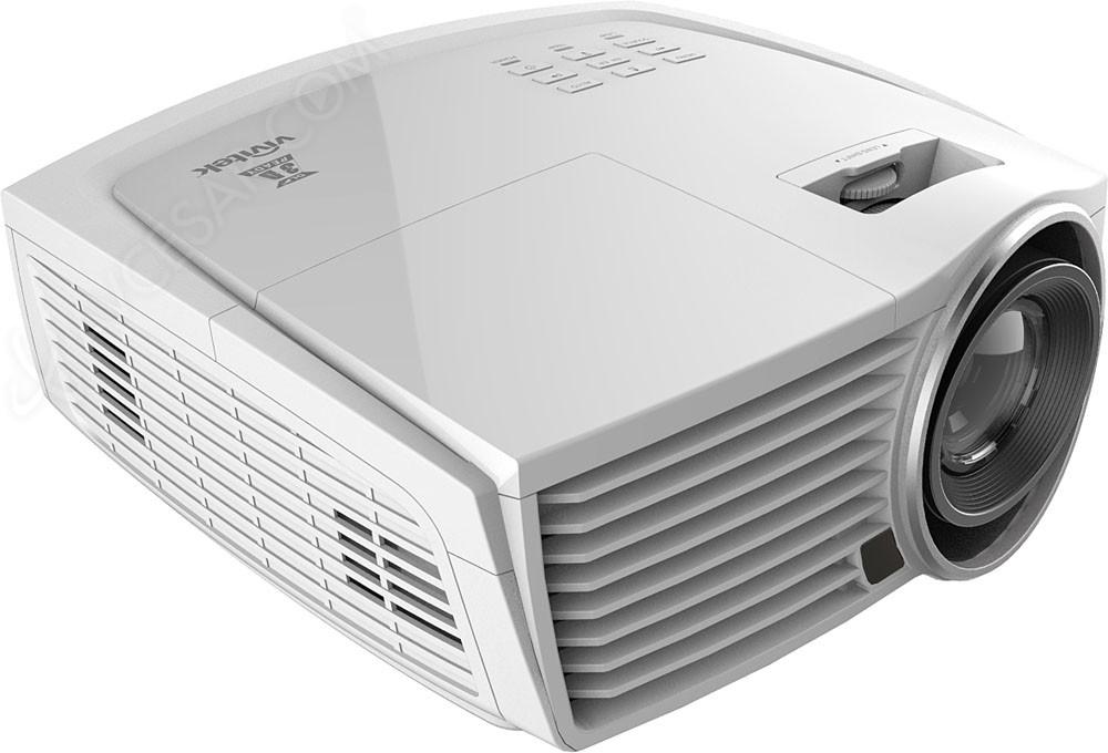 Vid oprojecteur vivitek h1186 mod le dlp home cin ma isf - Videoprojecteur home cinema pour un interieur ultra moderne ...