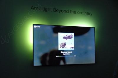 Philips Ambilight Music : mise à jour annoncée pour l'été