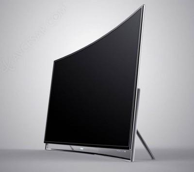 TV Uled 2.0 Hisense X910 courbe : deux références compatibles VP9