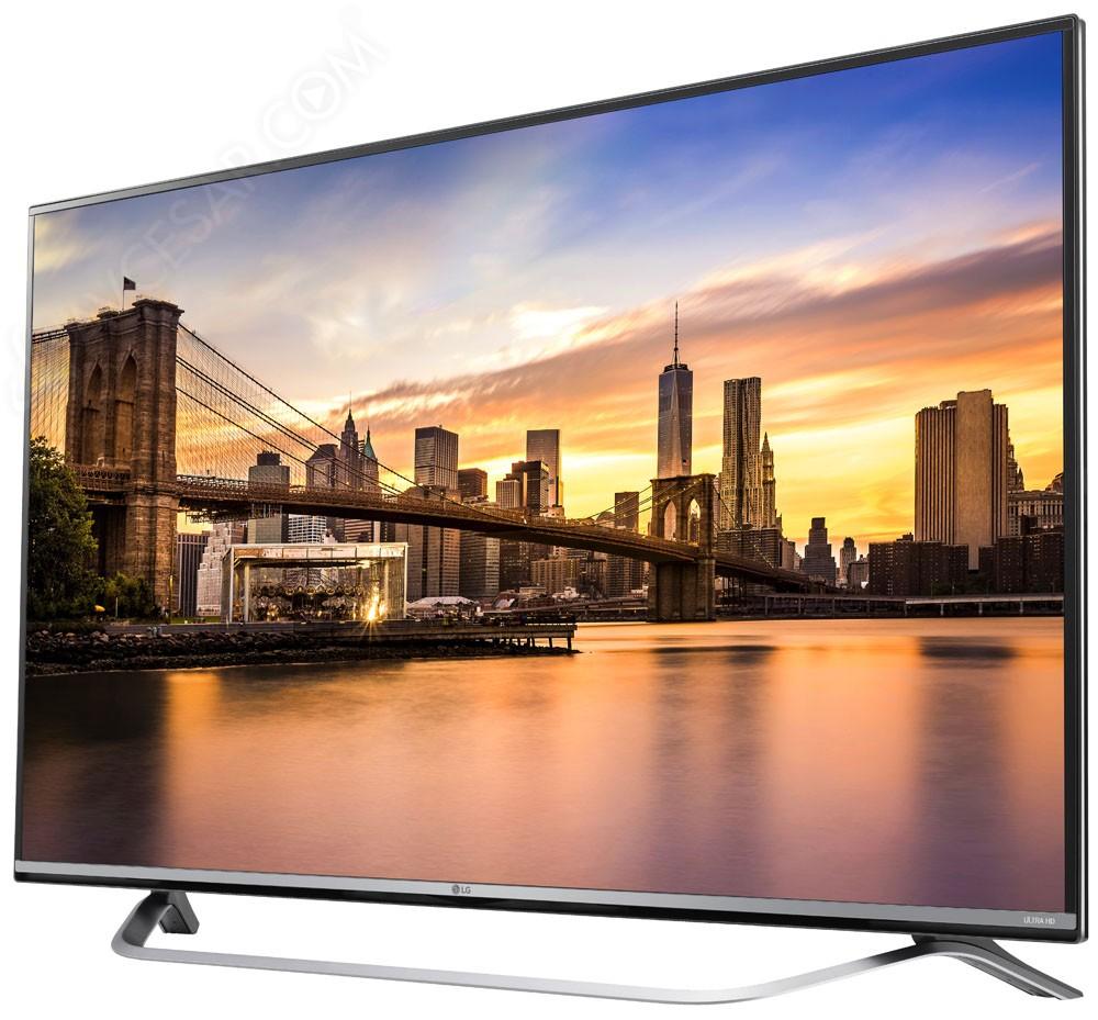 tv led ultra hd lg uf778v deux petites tailles 40 39 39 et 43 39 39. Black Bedroom Furniture Sets. Home Design Ideas