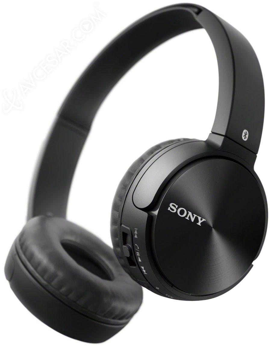 Maj Casque Sony Mdr Zx330bt Bluetooth Et 30 Heures Dautonomie