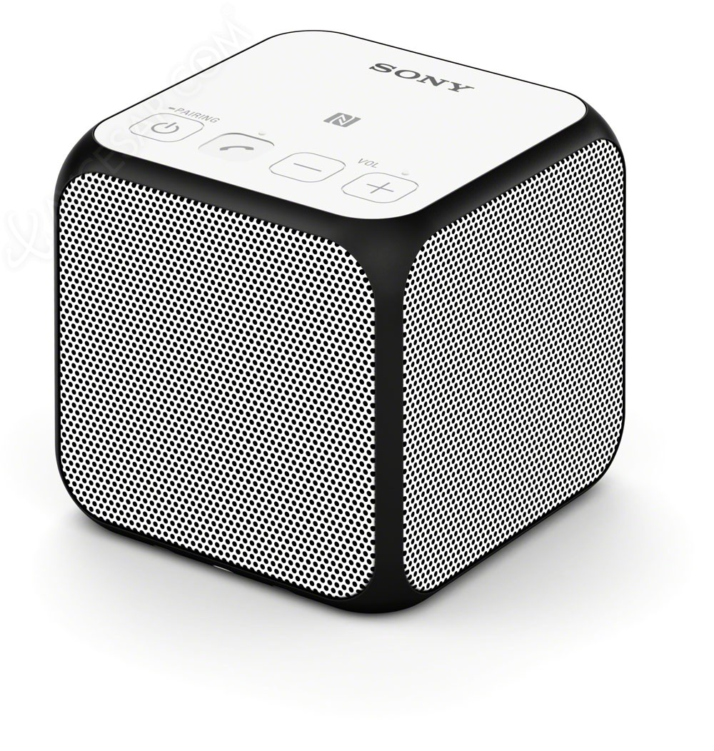enceinte nomade sony srs x11 bluetooth nfc lilliputienne. Black Bedroom Furniture Sets. Home Design Ideas