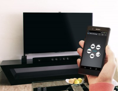 Sony HT-ST9 : barre sonore Bluetooth Hi-Res Audio