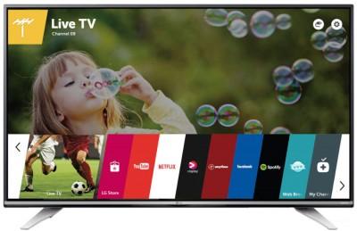 TV LED Ultra HD LG UF772V : 49'' et 55'' au menu