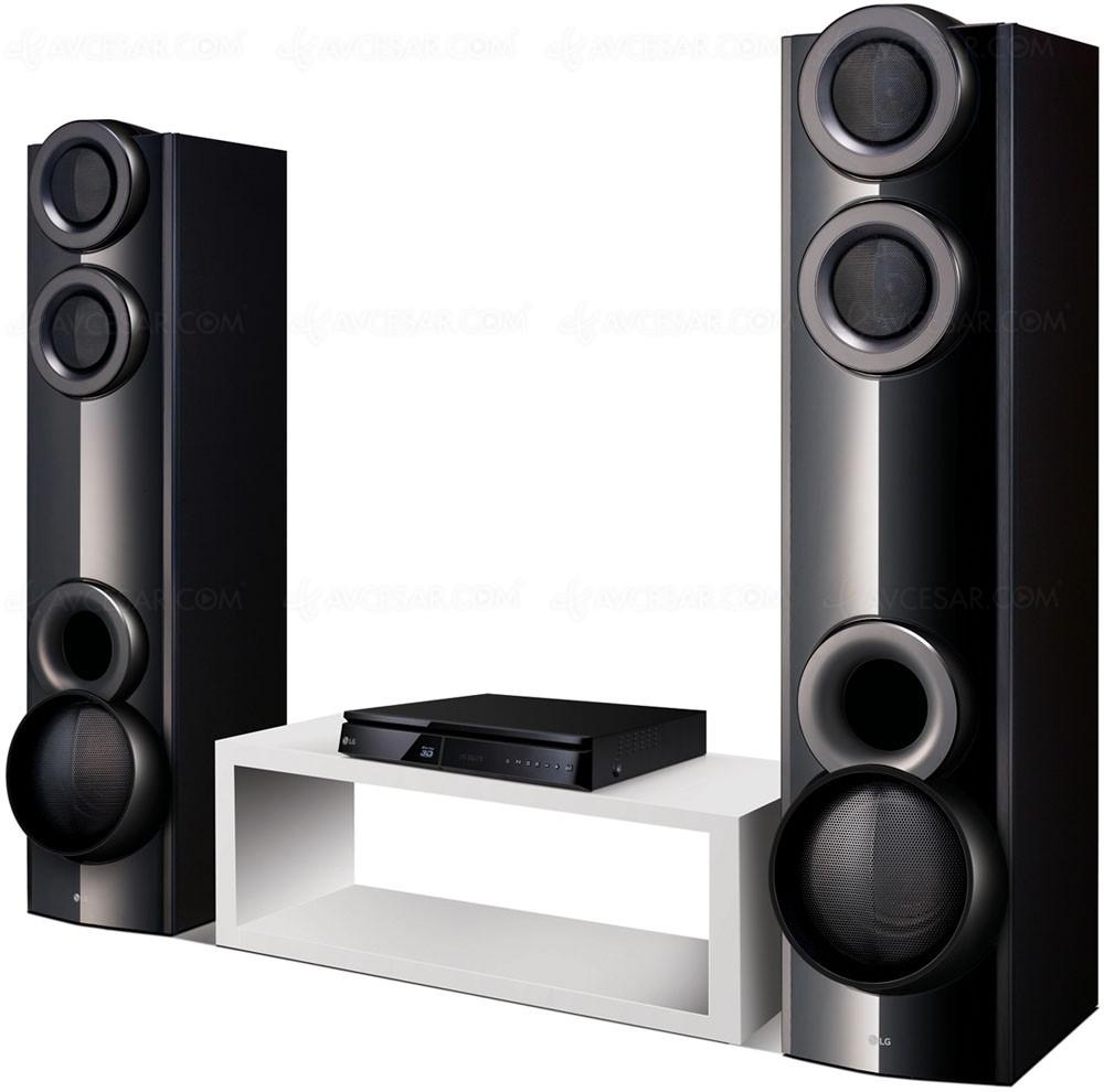 lg lhb675 pack home cin ma 4 2. Black Bedroom Furniture Sets. Home Design Ideas