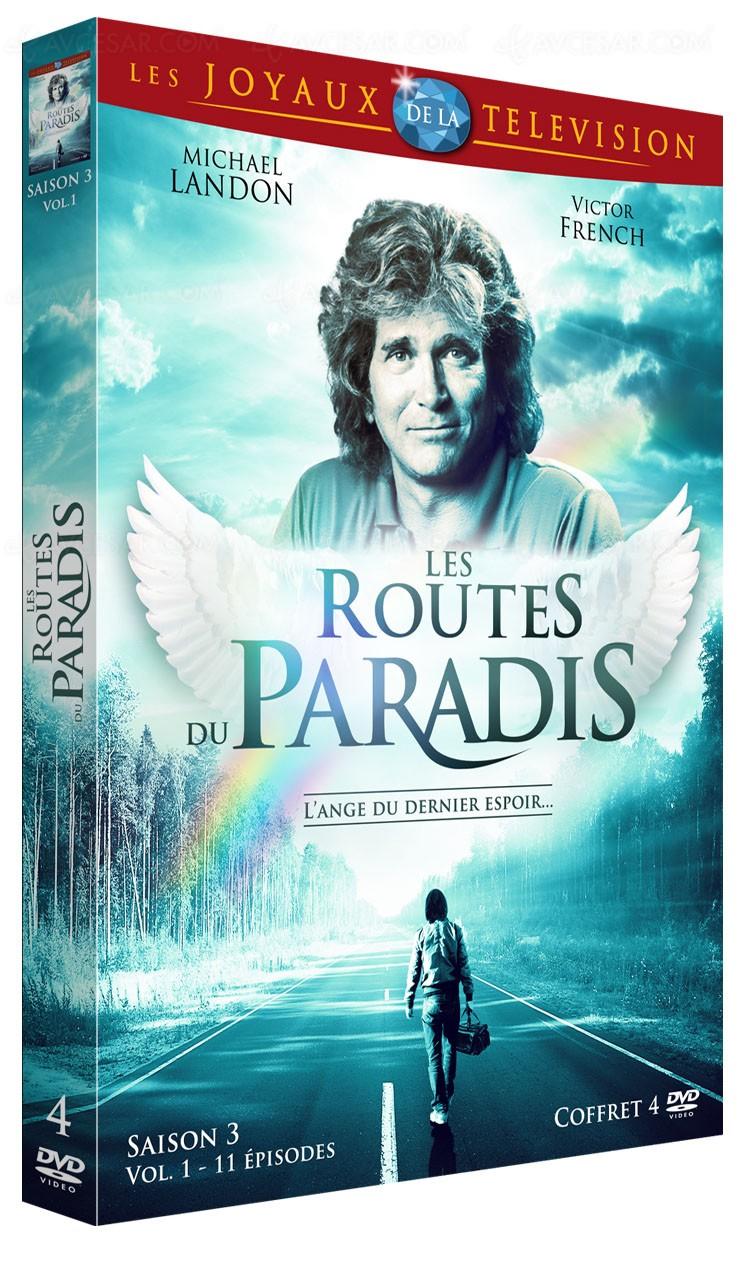 les routes du paradis saison 3 vol 1 l 39 ange de la t l. Black Bedroom Furniture Sets. Home Design Ideas