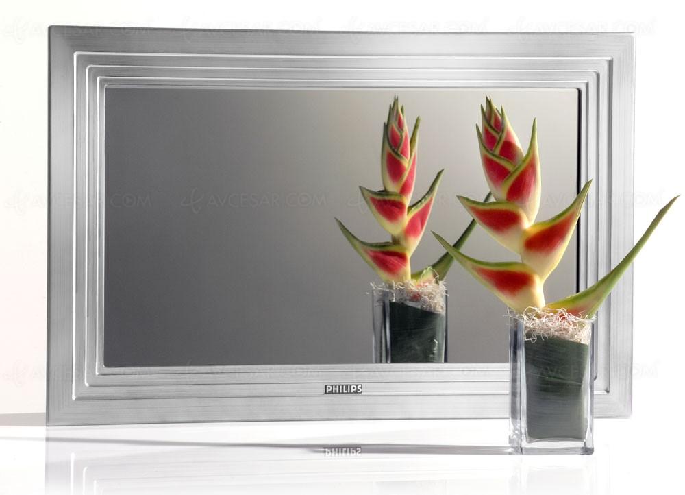 mirror tv de 20 39 39 55 39 39 t l viseur et ou miroir. Black Bedroom Furniture Sets. Home Design Ideas