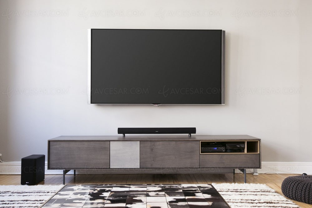 denon heos homecinema multiroom barre de son et caisson de basses. Black Bedroom Furniture Sets. Home Design Ideas