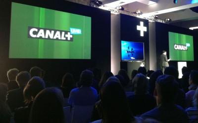 Canal+ UHD : lancement en 2016