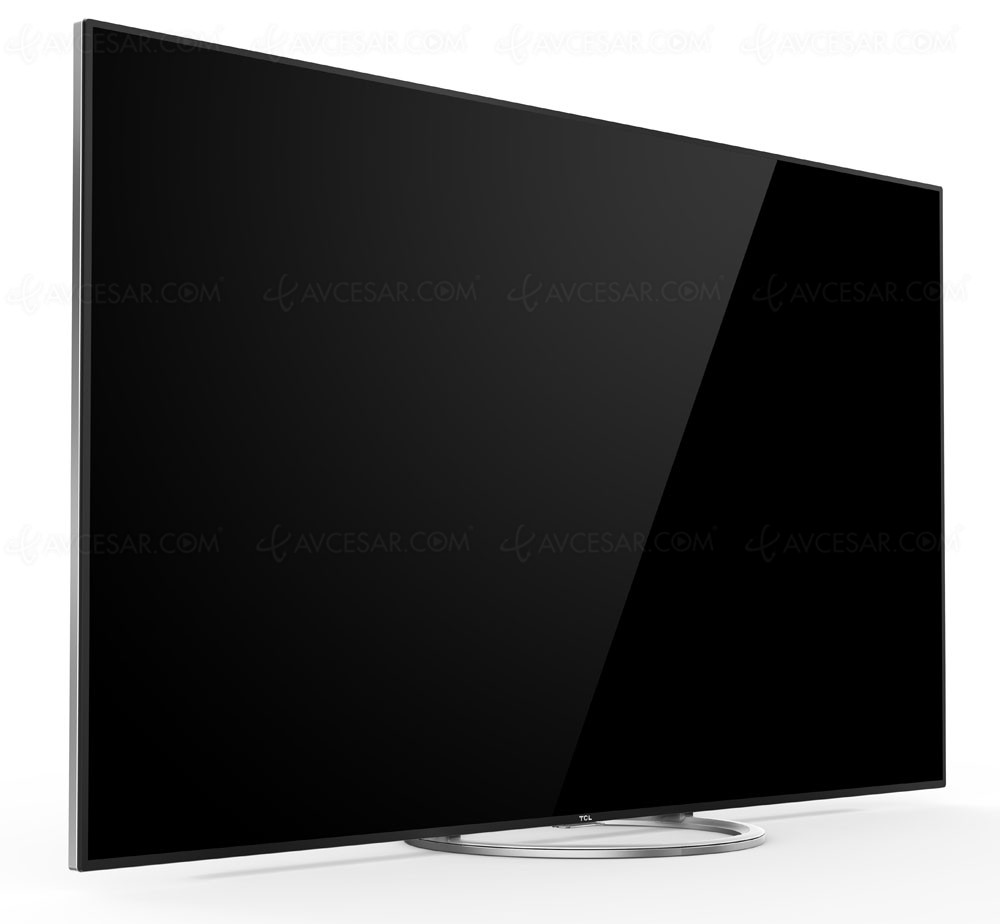 tv led ultra hd tcl s7806s mise jour prix indicatifs avcesar. Black Bedroom Furniture Sets. Home Design Ideas