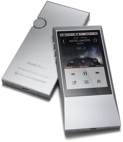 Astell&Kern AK Jr : baladeur/Dac audiophile rikiki
