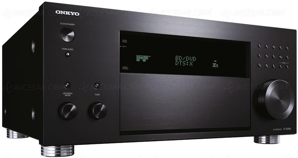 Onkyo tx rz900 home cin ma et hi fi 7 2 dts x dolby atmos thx select 2 plus - Home cinema 7 2 ...