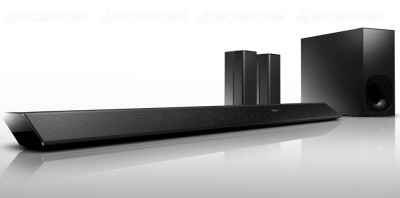 Sony HT-RT5 : barre sonore + surround sans-fil multiroom