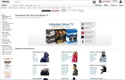 (MAJ) Promos Blu-Ray/DVD Amazon : les meilleures offres du moment