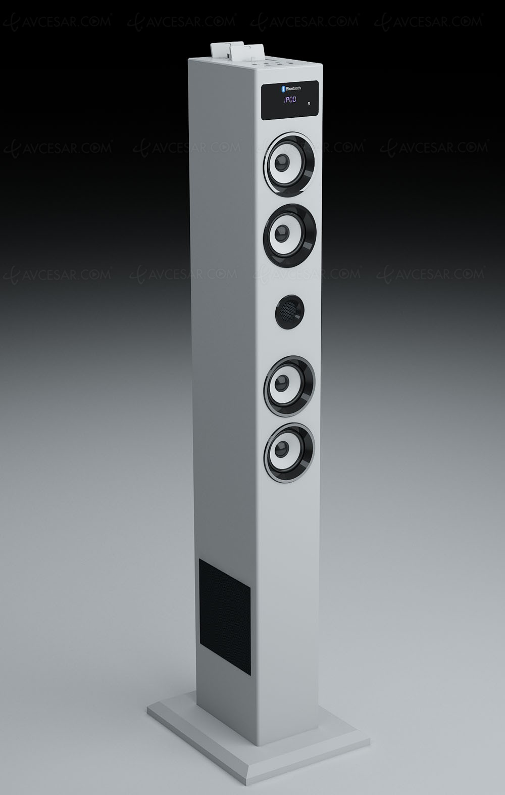 soundvision soundtower 70 tour d 39 accueil apple bluetooth. Black Bedroom Furniture Sets. Home Design Ideas