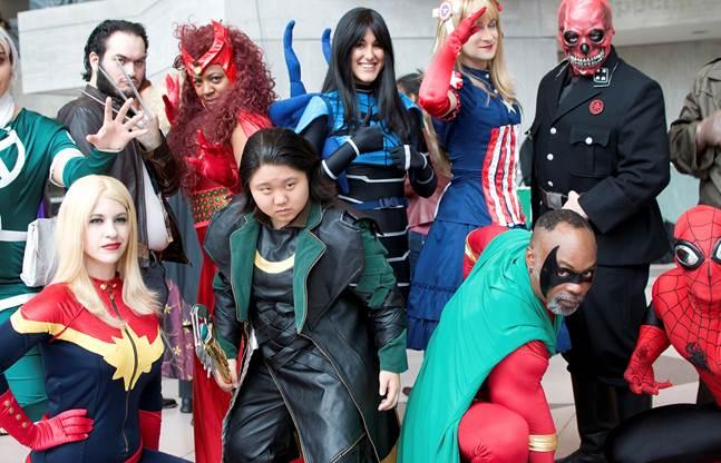 cosplay, paris game week, comic-con, world summit cosplay, japan expo