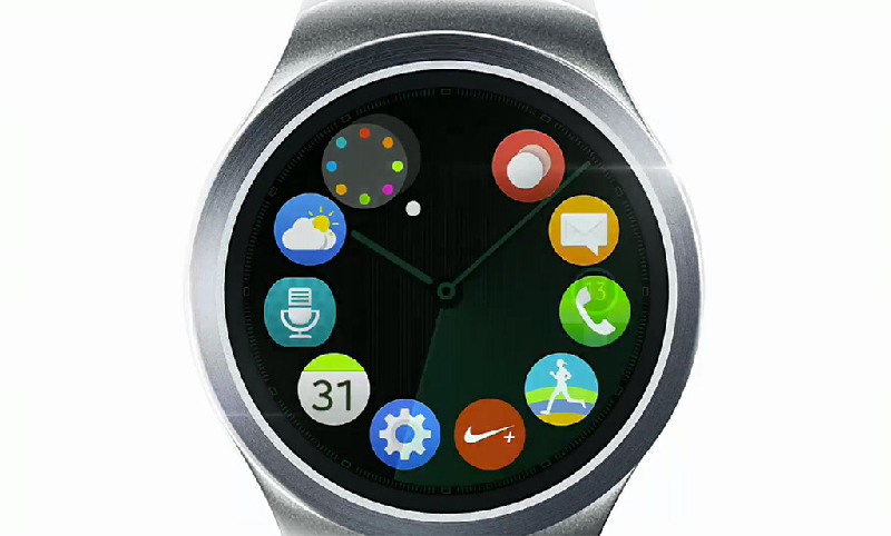 samsung gear s2 nouvelle montre connect e. Black Bedroom Furniture Sets. Home Design Ideas