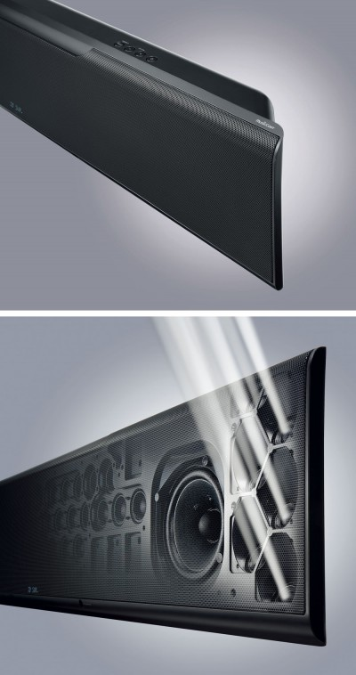 Yamaha YSP-5600 MusicCast : 7.1.2, HDMI 2.0, HDCP 2.2, multiroom…