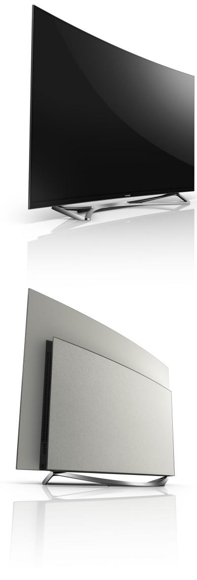 IFA 15 > TV Oled Panasonic TX-65CZ950 : Ultra HD et courbe