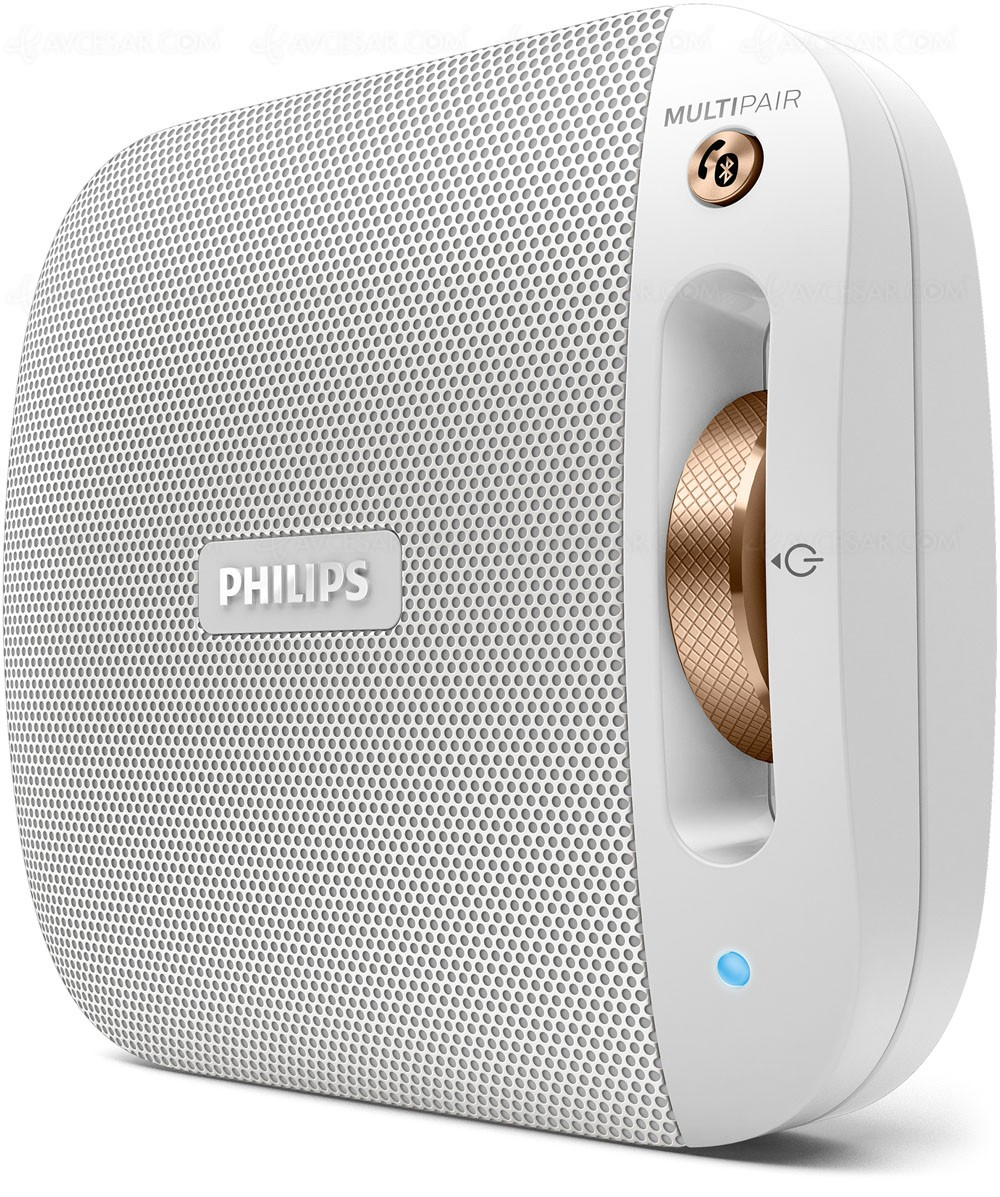 ifa 15 philips bt2600 enceinte nomade bluetooth nfc. Black Bedroom Furniture Sets. Home Design Ideas