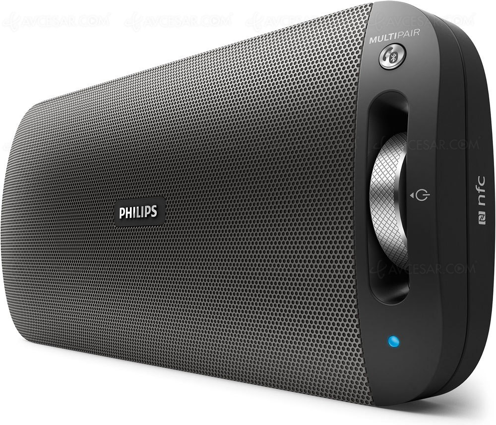 ifa 15 philips bt3600 enceinte nomade bluetooth nfc bis. Black Bedroom Furniture Sets. Home Design Ideas