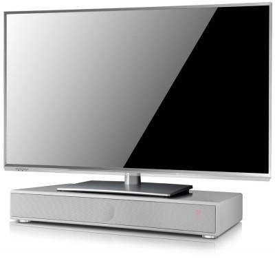 Geneva Home Cinéma : plateau TV/barre sonore
