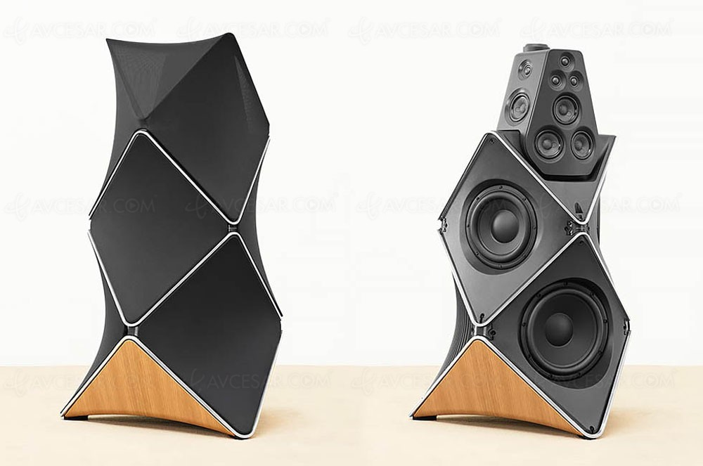 bang olufsen beolab 90 enceinte anniversaire 35 000. Black Bedroom Furniture Sets. Home Design Ideas