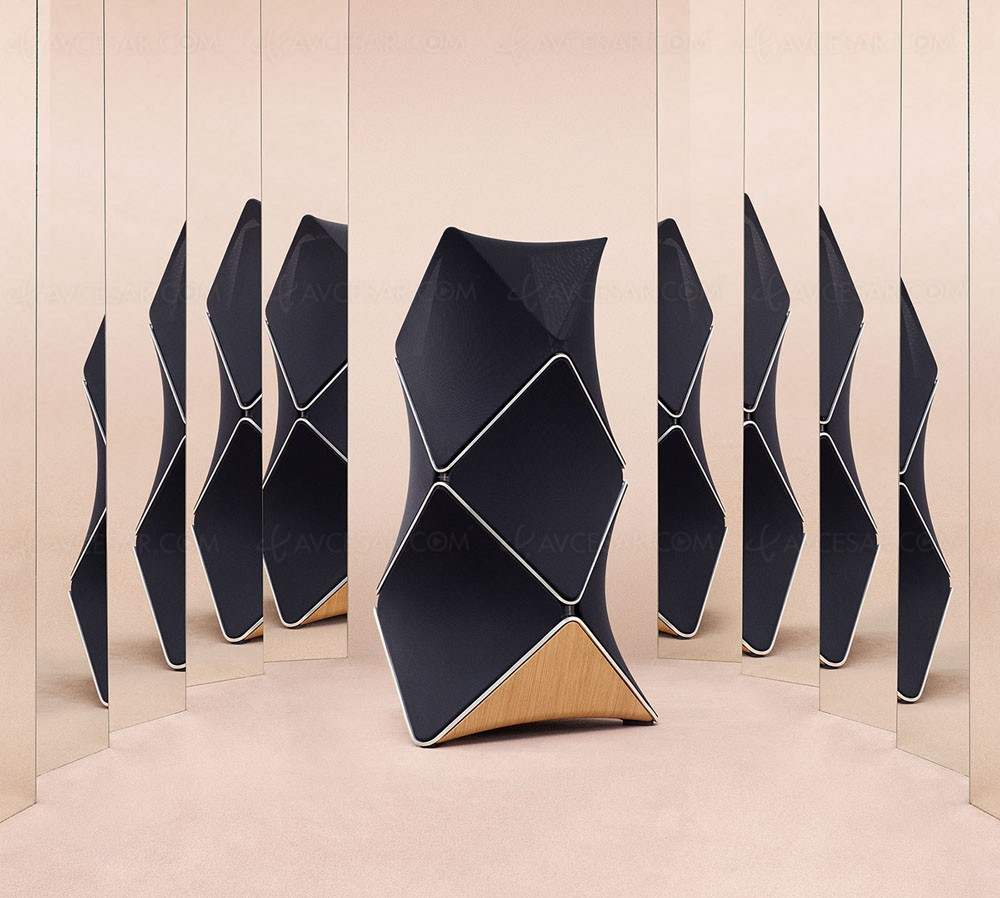 bang olufsen beolab 90 enceinte anniversaire 35. Black Bedroom Furniture Sets. Home Design Ideas