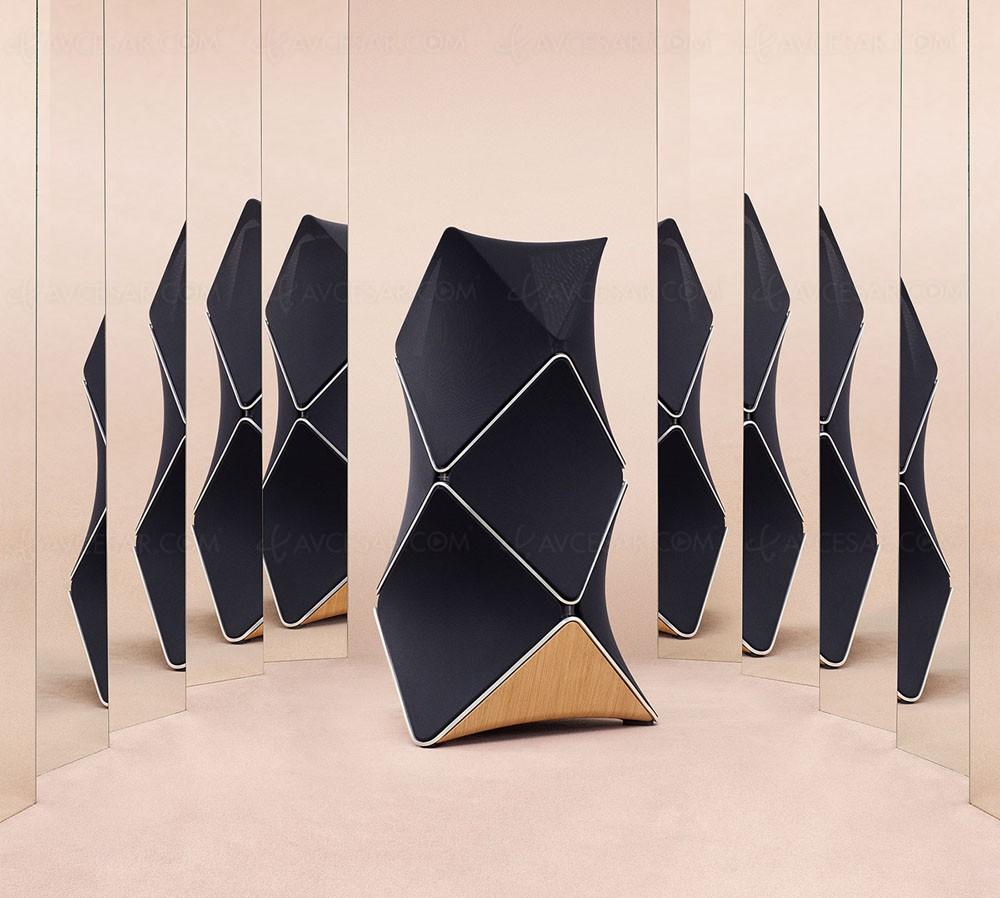bang olufsen beolab 90 enceinte anniversaire 35. Black Bedroom Furniture Sets. Home Design Ideas