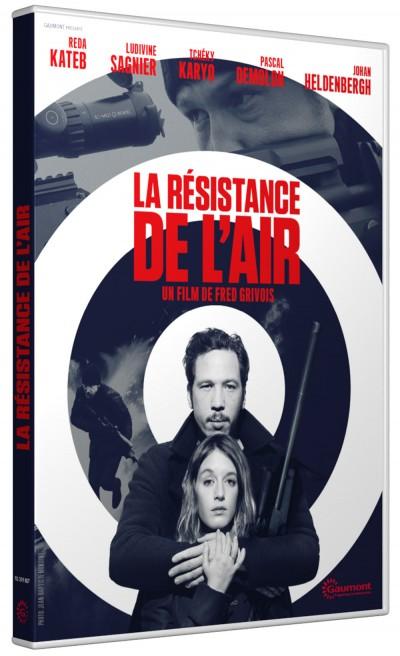 DVD La résistance de l'air : Reda Kateb en tireur d'élite