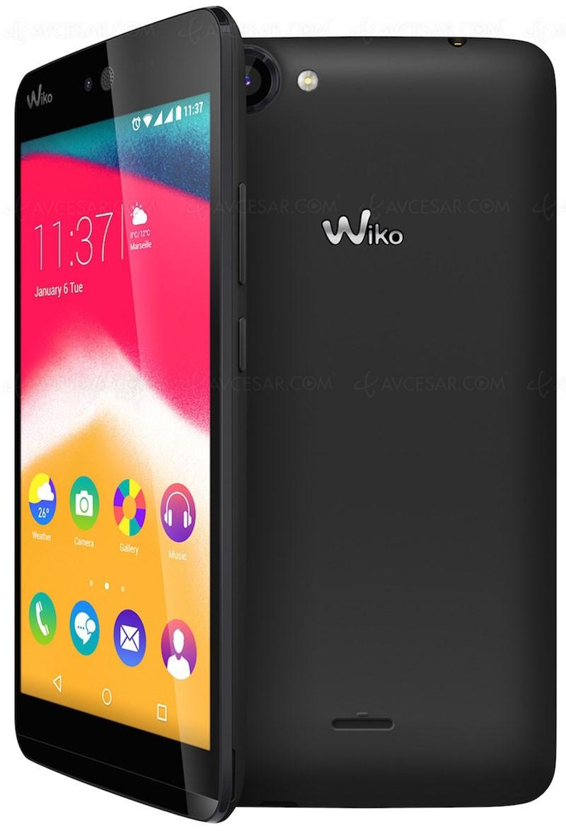 wiko rainbow jam 4g smartphone 4g premier prix. Black Bedroom Furniture Sets. Home Design Ideas