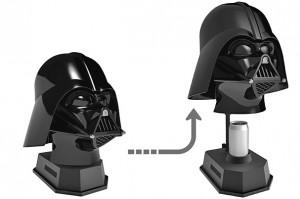 frigo dark vador obscur et froid. Black Bedroom Furniture Sets. Home Design Ideas
