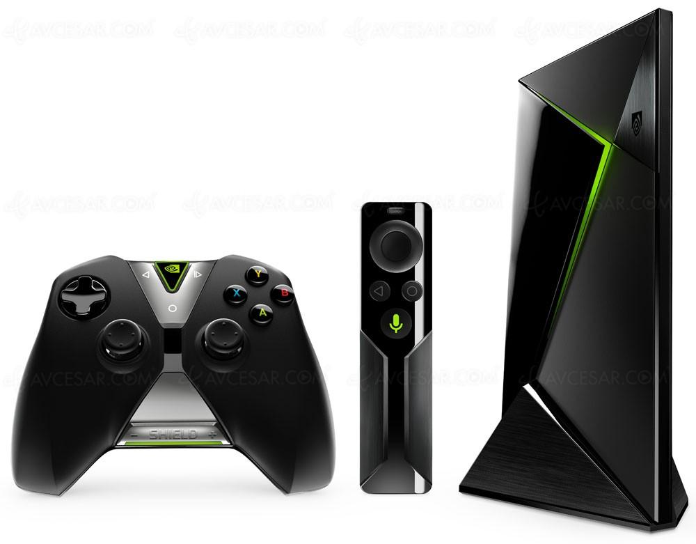 nvidia shield android tv 20 offre black friday. Black Bedroom Furniture Sets. Home Design Ideas