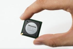 Puce Ultra HD signée Hisense : technologie propriétaire et économique