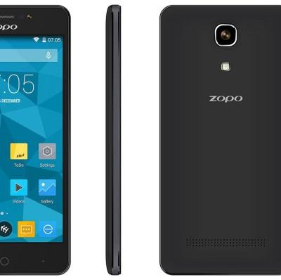 Zopo ZP-330 Color C et ZP-350 Color E : smartphones accessibles