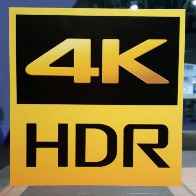 CES 16 > Nouveau logo 4K HDR : c'est maintenant !